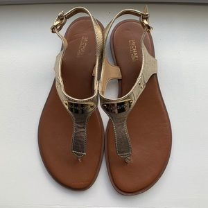 MICHAEL, Michael Kors Flat Sandals